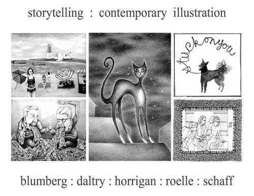 Storytelling:  Contemporary Illustration